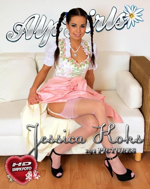 Jessica Koks - for ALPGIRLS