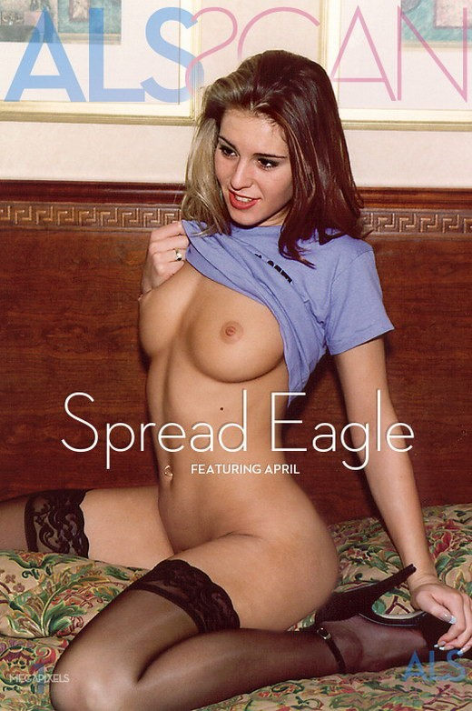 April - `Spread Eagle` - for ALS ARCHIVE