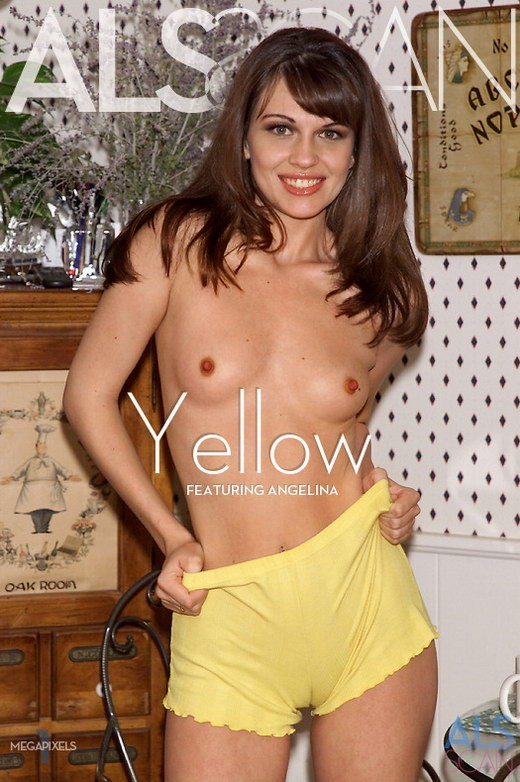 Angelina - `Yellow` - for ALS ARCHIVE