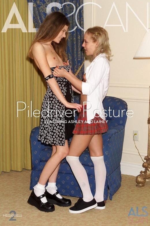 Ashley & Lainey - `Piledriver Posture` - for ALS ARCHIVE