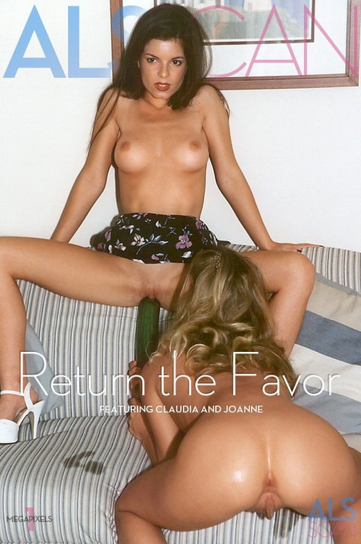 Claudia & Joanne - `Return the Favor` - for ALS ARCHIVE