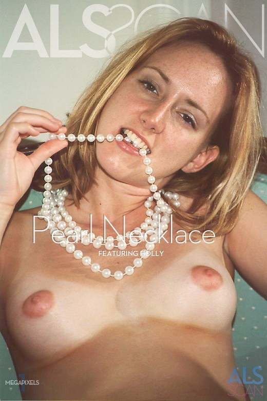 Holly - `Pearl Necklace` - for ALS ARCHIVE