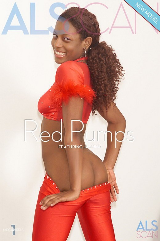 Jasmine - `Red Pumps` - for ALS ARCHIVE