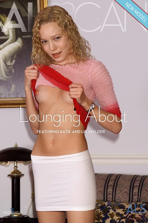 Katie & Liv Wylder - `Lounging About` - for ALS ARCHIVE