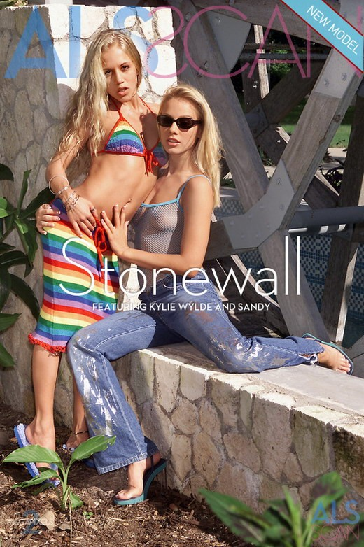 Kylie Wylde & Sandy - `Stonewall` - for ALS ARCHIVE