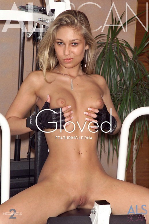Leona - `Gloved` - for ALS ARCHIVE