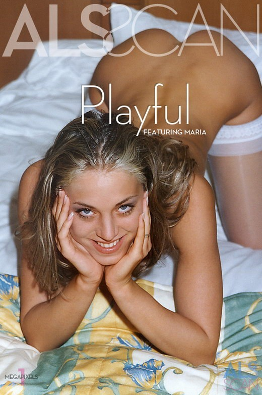Maria - `Playful` - for ALS ARCHIVE