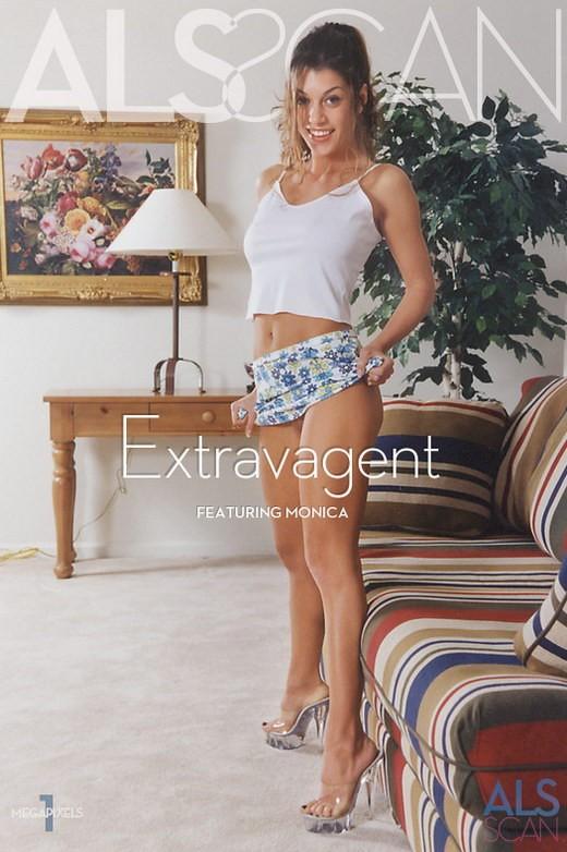 Monica - `Extravagent` - for ALS ARCHIVE