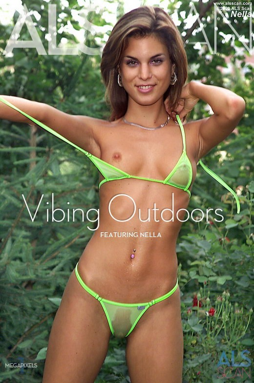 Nella - `Vibing Outdoors` - for ALS ARCHIVE