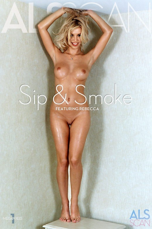 Rebecca - `Sip & Smoke` - for ALS ARCHIVE