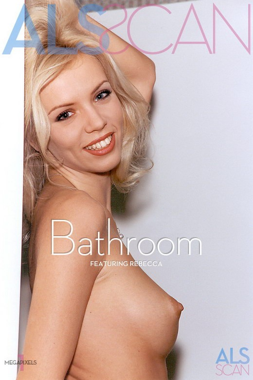 Rebecca - `Bathroom` - for ALS ARCHIVE