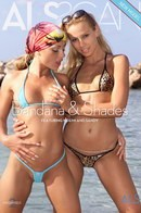 Sandy & Noemi in Bandana & Shades gallery from ALS ARCHIVE
