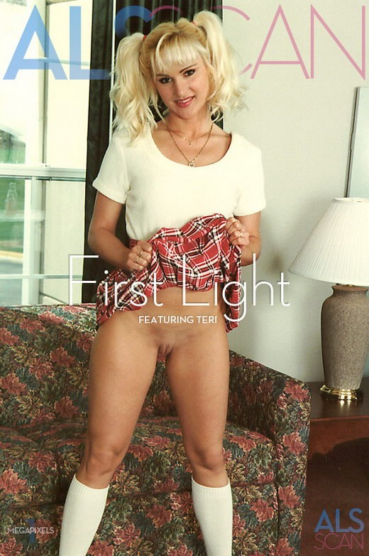 Teri - `First Light` - for ALS ARCHIVE