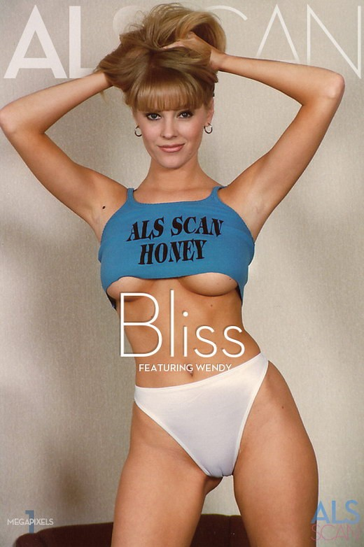 Wendy - `Bliss` - for ALS ARCHIVE