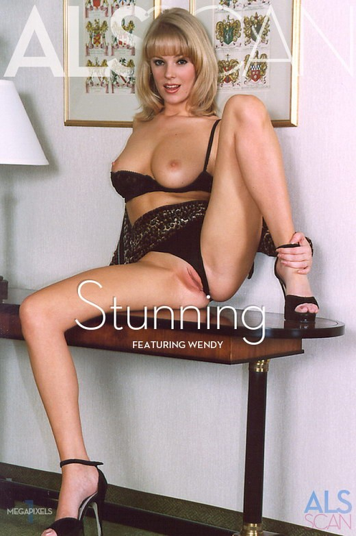 Wendy - `Stunning` - for ALS ARCHIVE