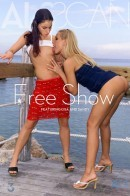 Lisa & Sandy in Free Show gallery from ALS SCAN