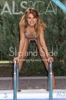 Karina & Liv Wylder in Slip And Slide gallery from ALS SCAN