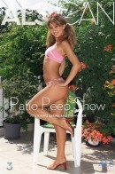 Karina & Liv Wylder in Patio Peep Show gallery from ALS SCAN