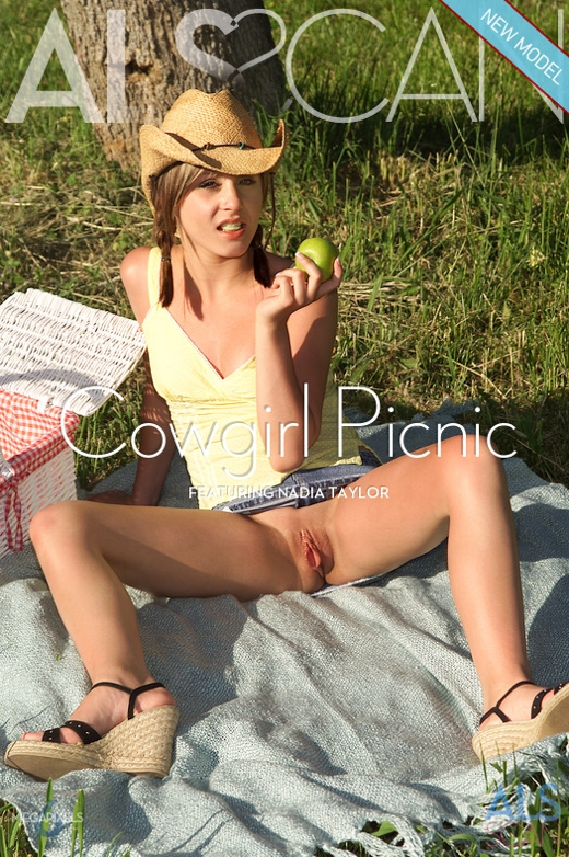 Nadia Taylor - `Cowgirl Picnic` - for ALS SCAN