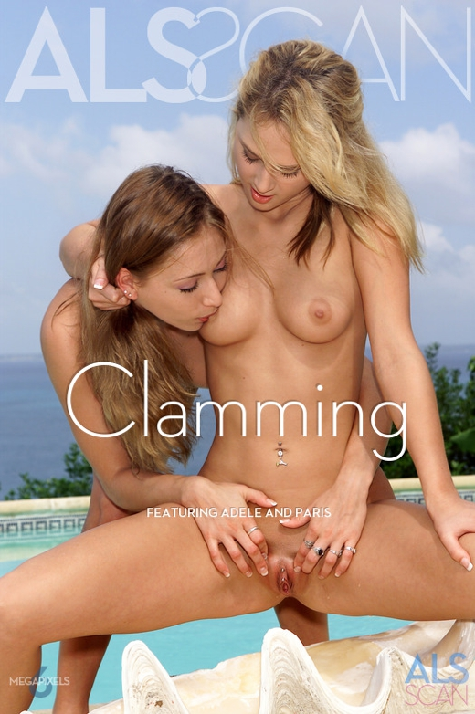 Adele & Paris - `Clamming` - for ALS SCAN