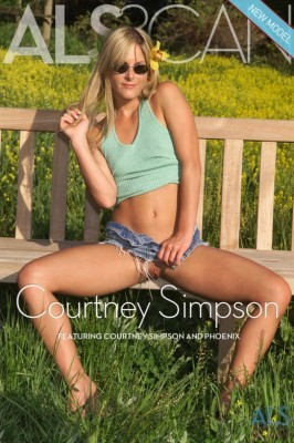 Courtney Simpson  from ALS SCAN