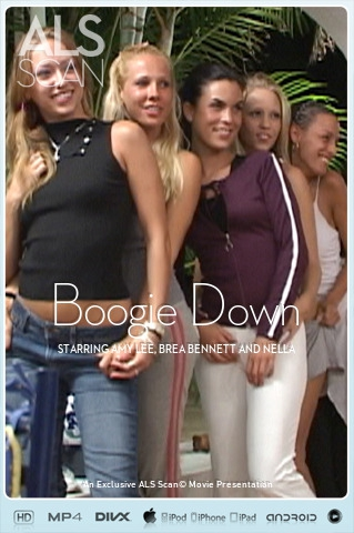 Amy Lee & Brea Bennett & Nella - `Boogie Down` - for ALS SCAN