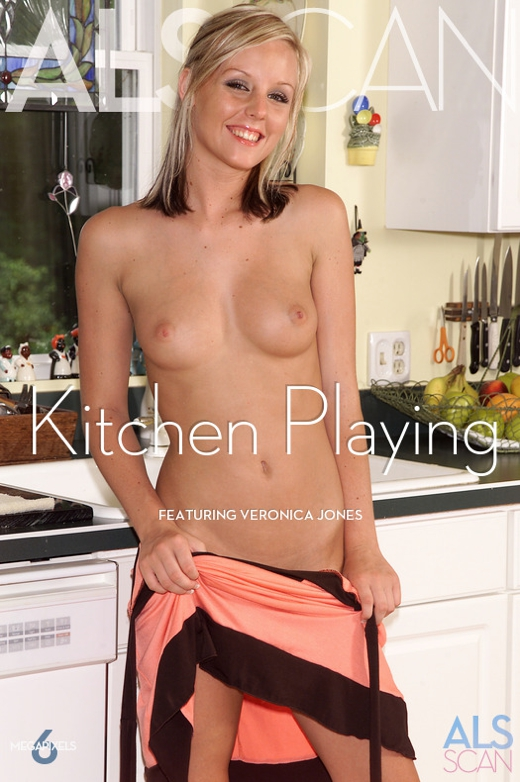 Veronica Jones - `Kitchen Playing` - for ALS SCAN