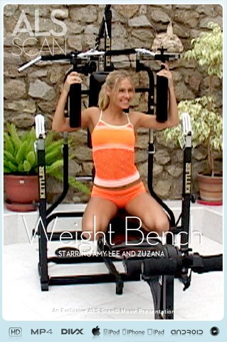 Amy Lee & Zuzana - `Weight Bench` - for ALS SCAN