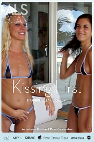 Nella & Sandy - `Kissing First` - for ALS SCAN