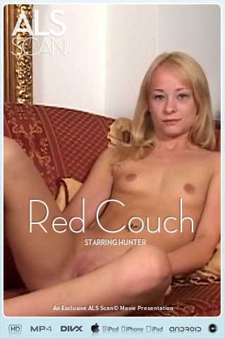 Hunter - `Red Couch` - for ALS SCAN
