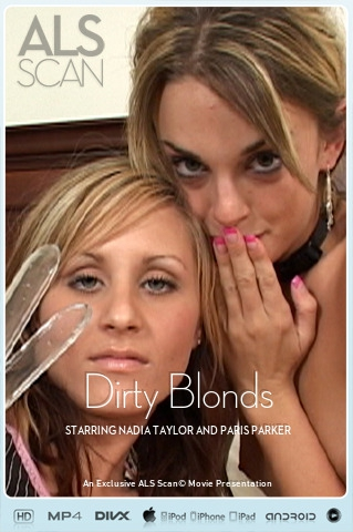 Nadia Taylor & Paris Parker - `Dirty Blonds` - for ALS SCAN
