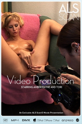 Amber Rayne & Tori - `Video Production` - for ALS SCAN