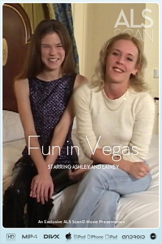 Ashley & Lainey - `Fun in Vegas` - for ALS SCAN