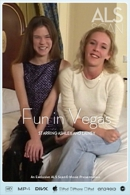 Ashley & Lainey - Fun in Vegas