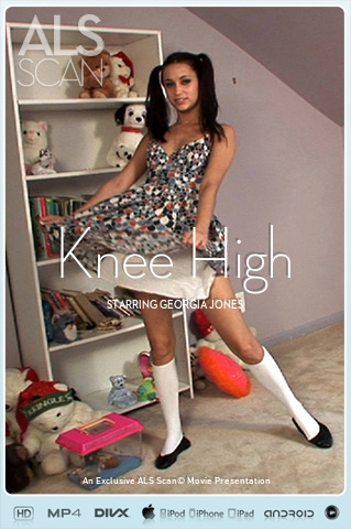 Georgia Jones - `Knee High` - for ALS SCAN