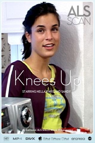 Nella & Paris & Sandy - `Knees Up` - for ALS SCAN
