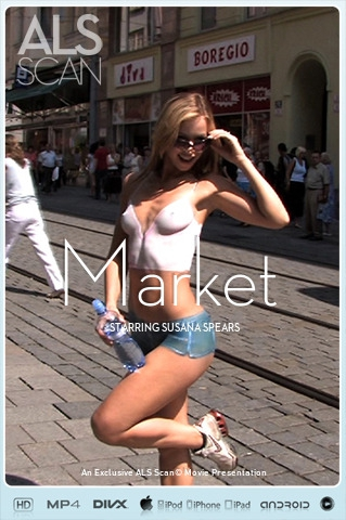 Susana Spears - `Market` - for ALS SCAN