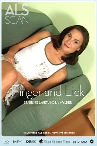 Janet & Liv Wylder - `Finger and Lick` - for ALS SCAN