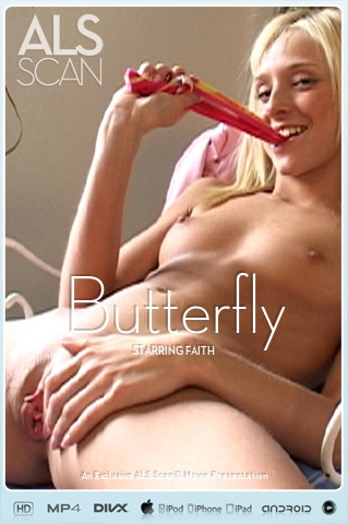 Faith - `Butterfly` - for ALS SCAN