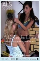 Amber Rayne & Aneta J & Avidat & Nella - A Day in the Life 3