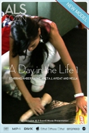 Amber Rayne & Aneta J & Avidat & Nella - A Day in the Life 1