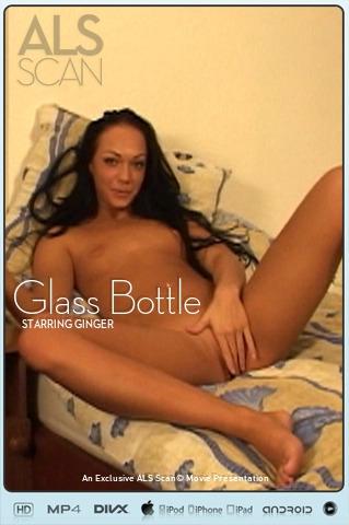 Ginger - `Glass Bottle` - for ALS SCAN