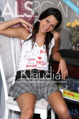 Klaudia  from ALS SCAN