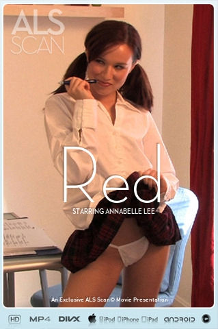 Annabelle Lee - `Red` - for ALS SCAN