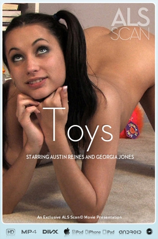 Austin Reines & Georgia Jones - `Toys` - for ALS SCAN