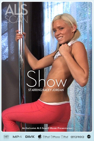 Kacey Jordan - `Show` - for ALS SCAN