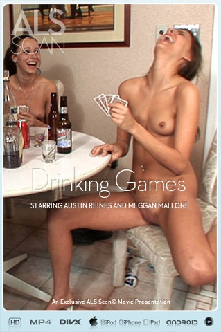 Austin Reines & Meggan Mallone - `Drinking Games` - for ALS SCAN