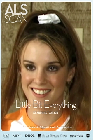 Taylor - `Little Bit Everything` - for ALS SCAN
