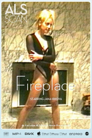 Jana Irrova - `Fireplace` - for ALS SCAN