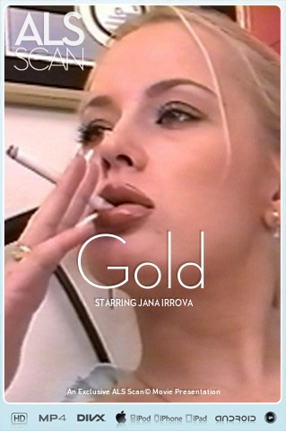 Jana Irrova - `Gold` - for ALS SCAN